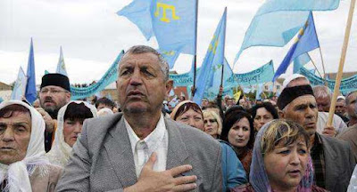 75-я годовщина депортации крымских татар