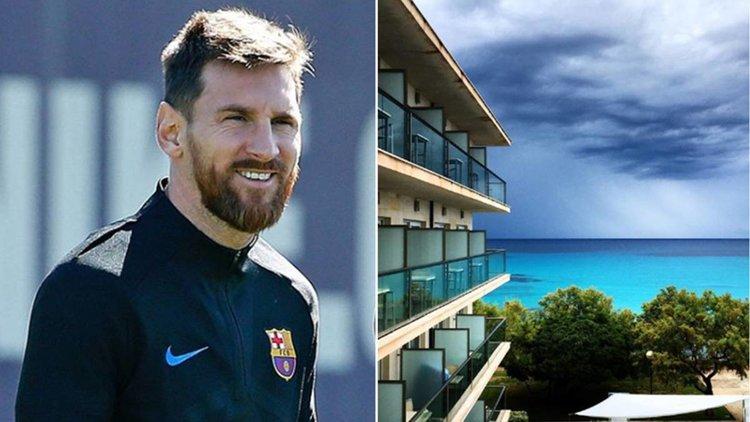 Por la pandemia y fuertes pérdidas, Leo Messi liquida su inmobiliaria en España