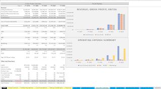 network executive summary