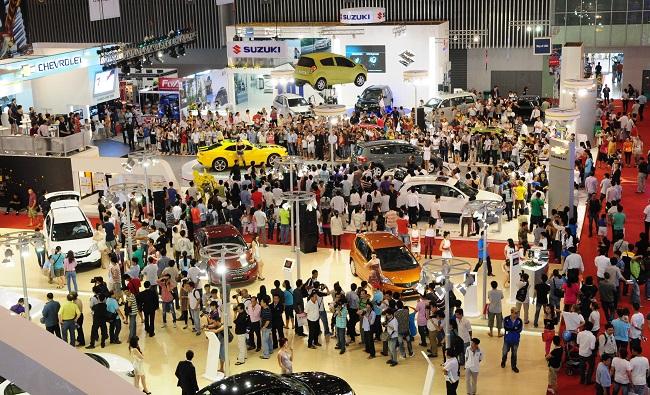 Cú rà phanh của sức mua ô tô đầu năm