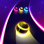 Dancing Road: Color Ball Run! - VER. 1.6.0 Unlimited (Coins - Lives) MOD APK
