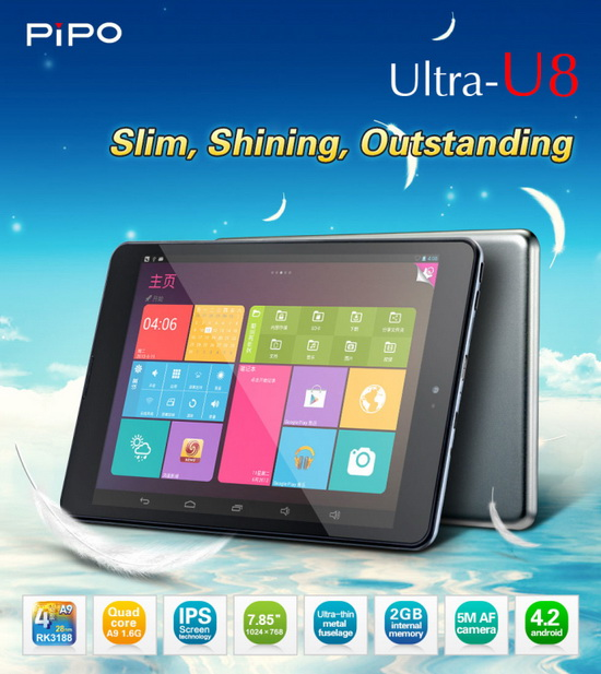 Download Android KitKat 4 4 2 Stock Firmware for Pipo U8