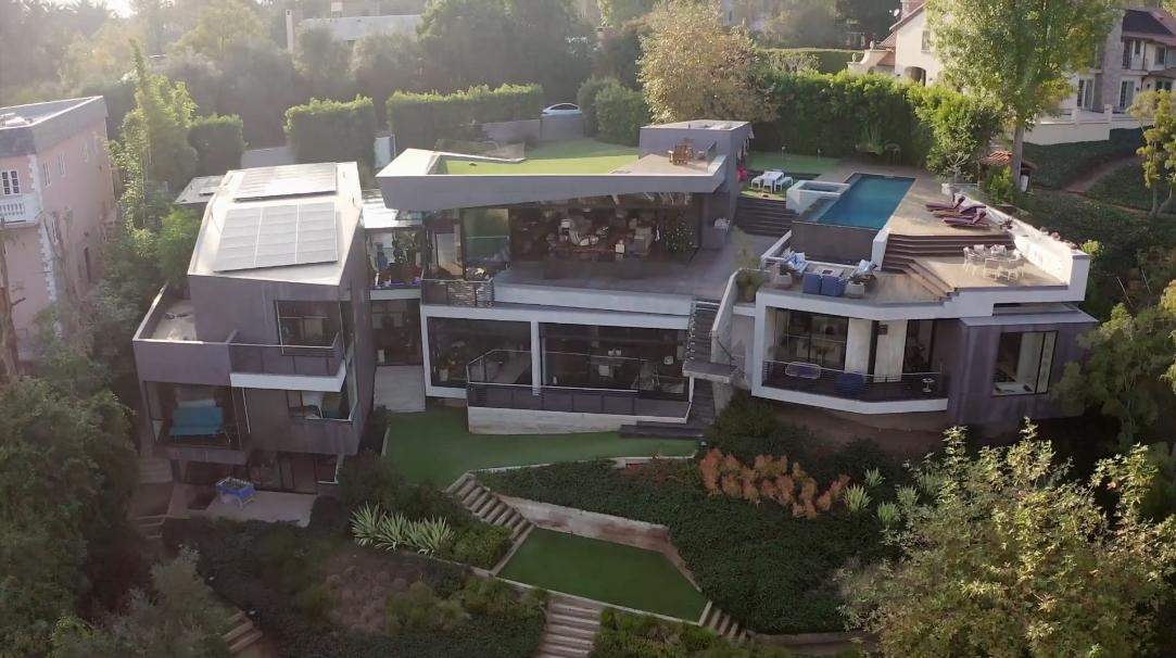 48 Photos vs. 314 N Barrington Ave, Los Angeles, CA Ultra Luxury Mansion Tour Interior Design