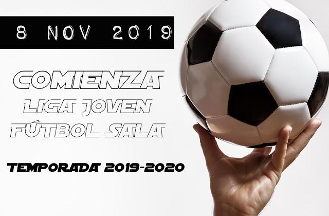 FÚTBOL SALA: Inicio Temporada 2019-2020