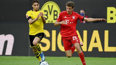 Sederet Fakta Usai Munchen Mengalahkan Dortmund