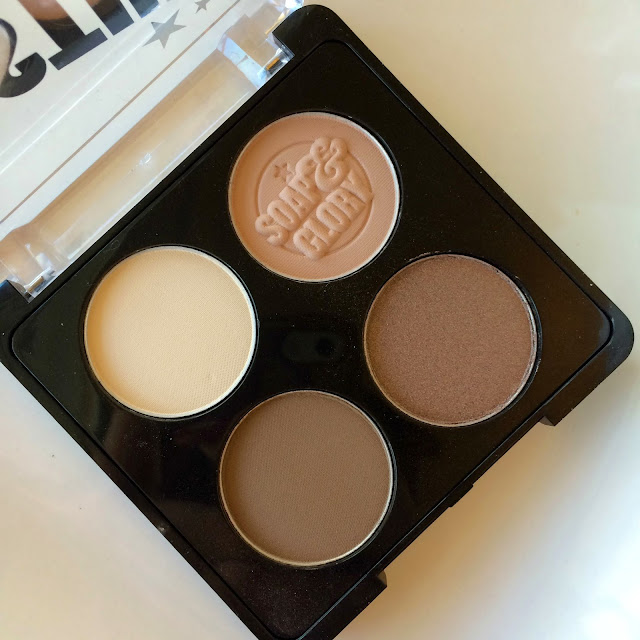 Soap & Glory Lid Stuff Eyeshadow Review & Swatches