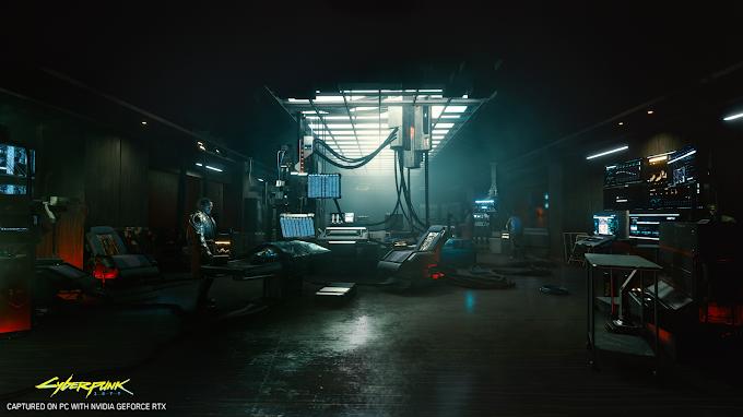 Cyberpunk 2077, Nvidia'nın Işın İzleme Teknolojisini Destekleyecek