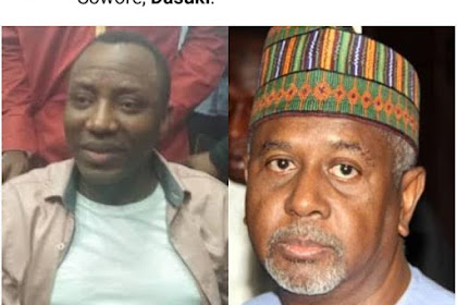 Breaking News!!! Nigerian Government Orders The Release Of Sowore & Dasuki