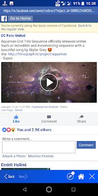 Cari video yang ingin Sobat download.