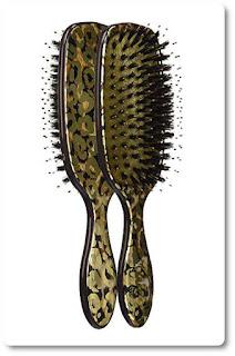 Wet Brush Shine by Wet Brush, Animal Leopard