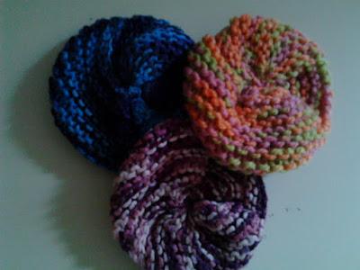 Tricoter ses Eponges ou l'art du Tawashi