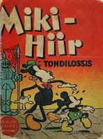 Gottfredsonin sarjakuvista tehty kuvitettu proosakirja.