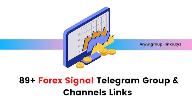 89+ Forex Signal Telegram Group & Channels Links