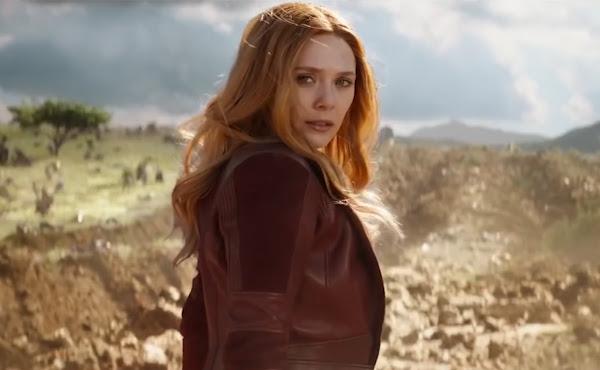 Elizabeth Olsen fala sobre sua reação ao ler o roteiro de 'Doutor Estranho no Multiverso da Loucura'