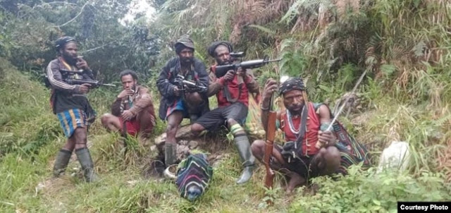 Kabinda Papua Gugur, BIN Labeli Kelompok Separatis Sebagai Teroris