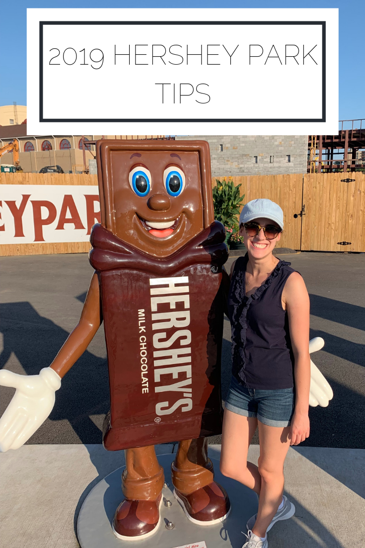 Click to read now or pin to save for later! Hershey Park tips for couples who love roller coasters