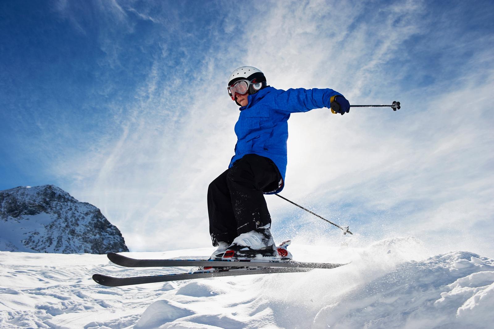Profesjonalnie zorganizowane obozy narciarskie dla dzieci