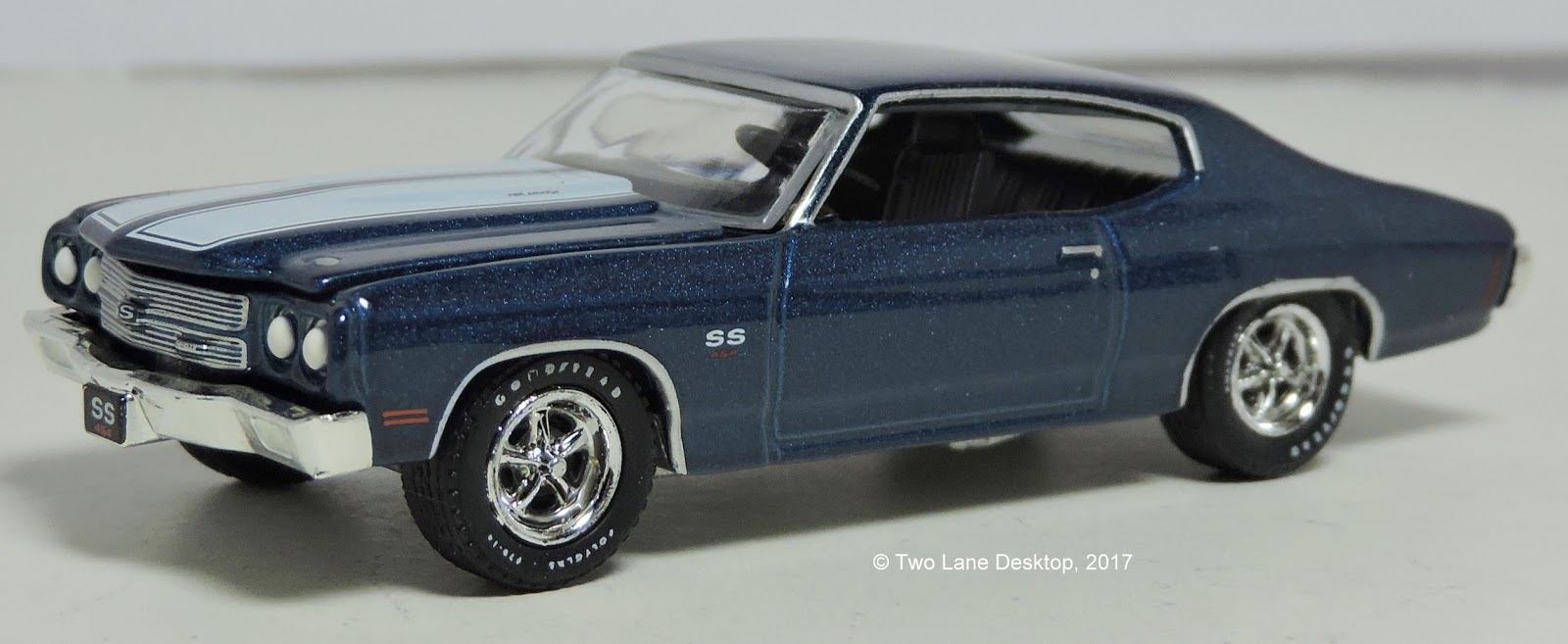 Chevrolet Muscle: Greenlight 1970 Chevrolet Chevelle SS and