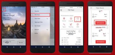 Bagaimana Cara Berlangganan Paket Kuota VideoMAX Telkomsel
