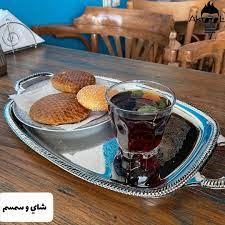 أسعار منيو ورقم وعنوان فروع كافيه شاي وسمسم Samsam Cafe