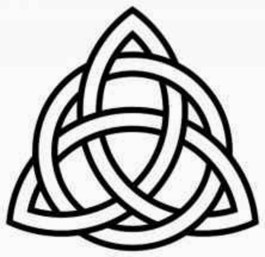 split complementary: Celtic Knots