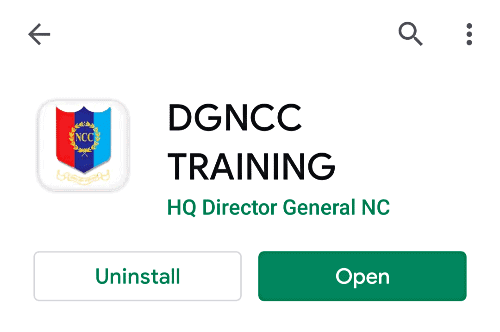 DGNCC Training Mobile App Free Download for Android