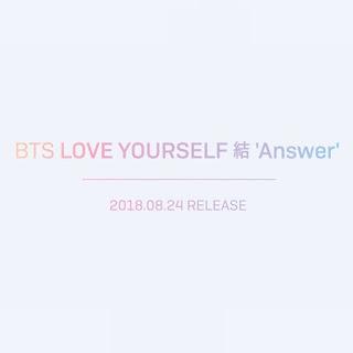 BTS - LOVE YOURSELF 結 Answer Albümü