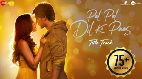 Pal Pal Dil Ke Paas Lyrics, Arijit Singh, Siddhartha Garima