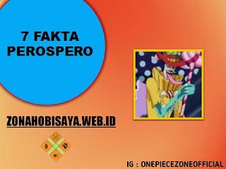 Fakta Perospero One Piece