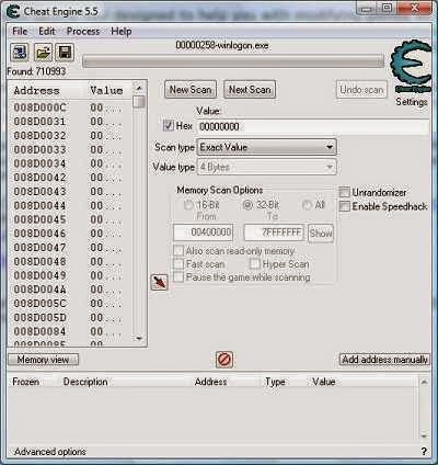 Cheat Engine 6.4 Terbaru Free Full PC