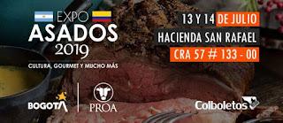 POS2 EXPOASADOS 2019 Bogotá, Colombia
