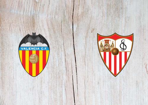 Valencia vs Sevilla -Highlights 30 October 2019