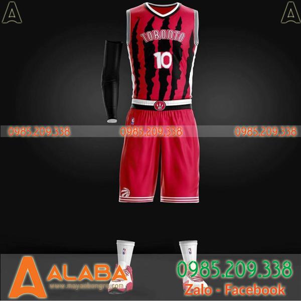 Áo bóng rổ đặt may giá rẻ