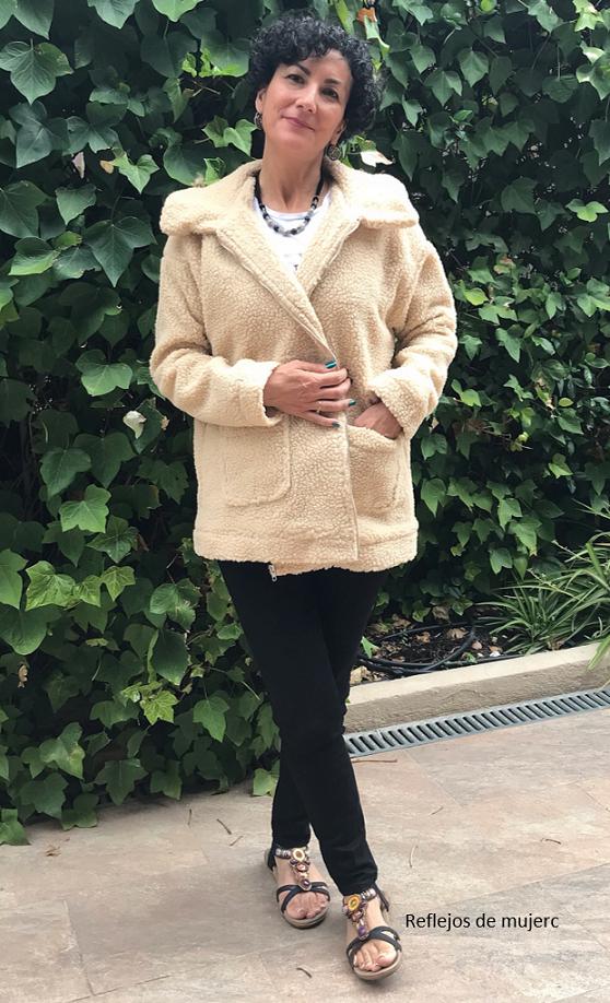 Mi chaqueta de Elegrina