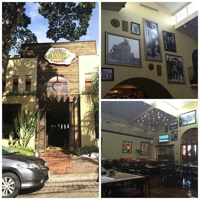 restaurante Don Miguel, Campinas