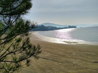 Praia de Tanxil, Rianxo