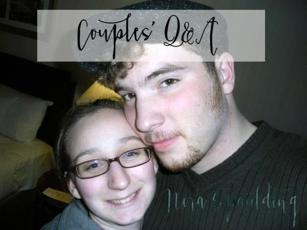 Couples' Q&A {from the archives}