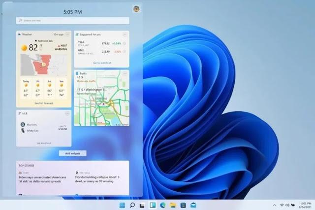 رسميا: تم إصدار أول معاينة لنظام التشغيل Windows 11: فيما يلي أبرز الميزات