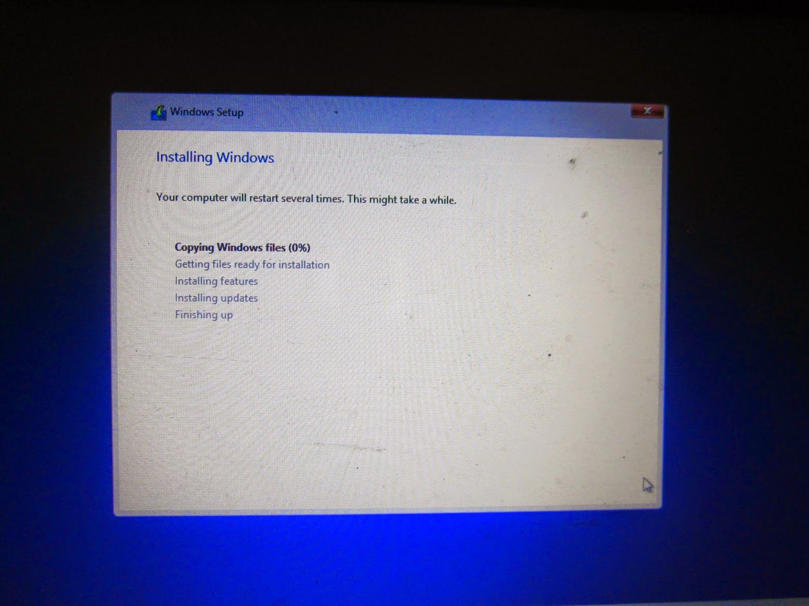 Dual Boot Yosemite and Windows 8.1