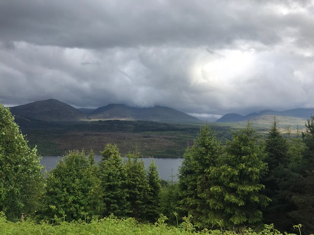 Loch Garry, Scotland, Scenery, Natural, Beautiful,