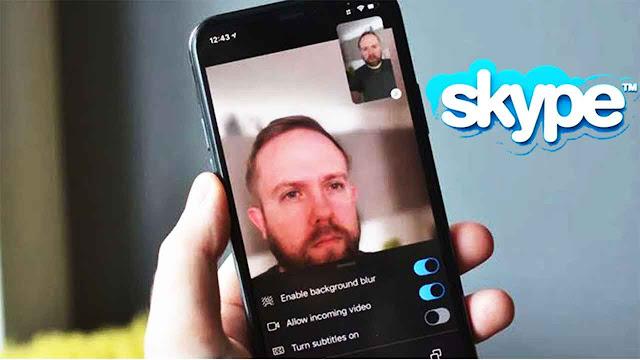 تحديث 2021 skype يأتي بميزة رائعة لهواتف الأندرويد