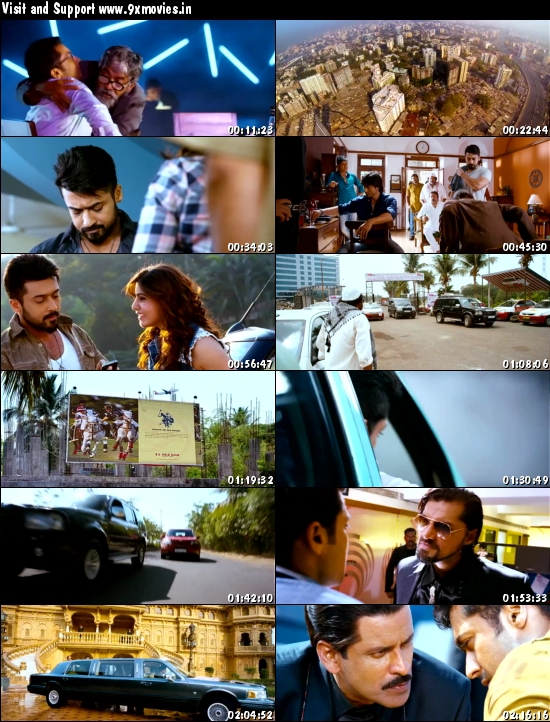 Anjaan 2014 Dual Audio ORG Hindi 720p BluRay