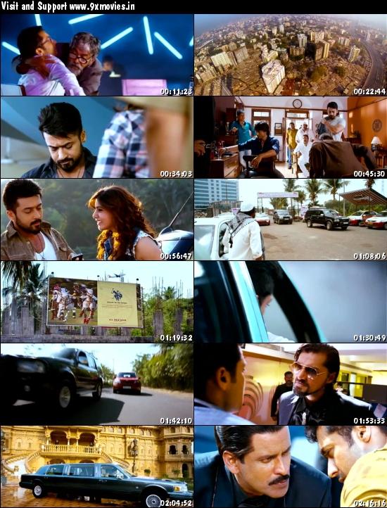 Anjaan 2014 Dual Audio ORG Hindi 720p BluRay