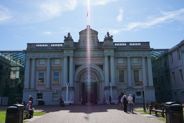 National Maritime Museum_Greenwich_Londres