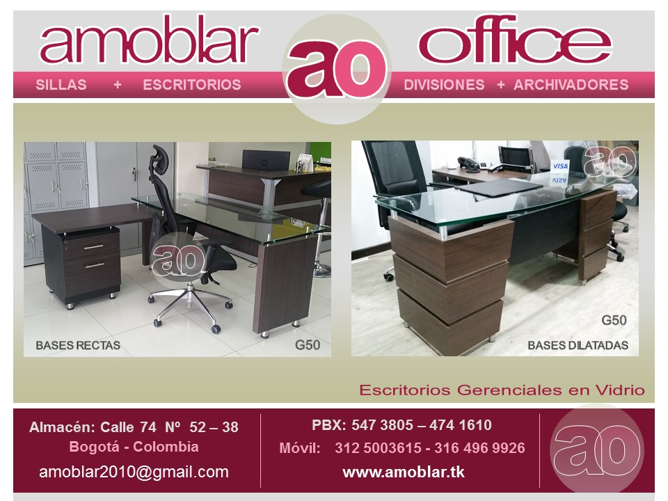 Amoblar office muebles para oficina bogota pbx 57 1 for Muebles de oficina bogota precios