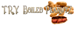 Try Boiled Peanuts