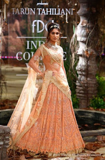Latest designer Lehnga Designs for Festival