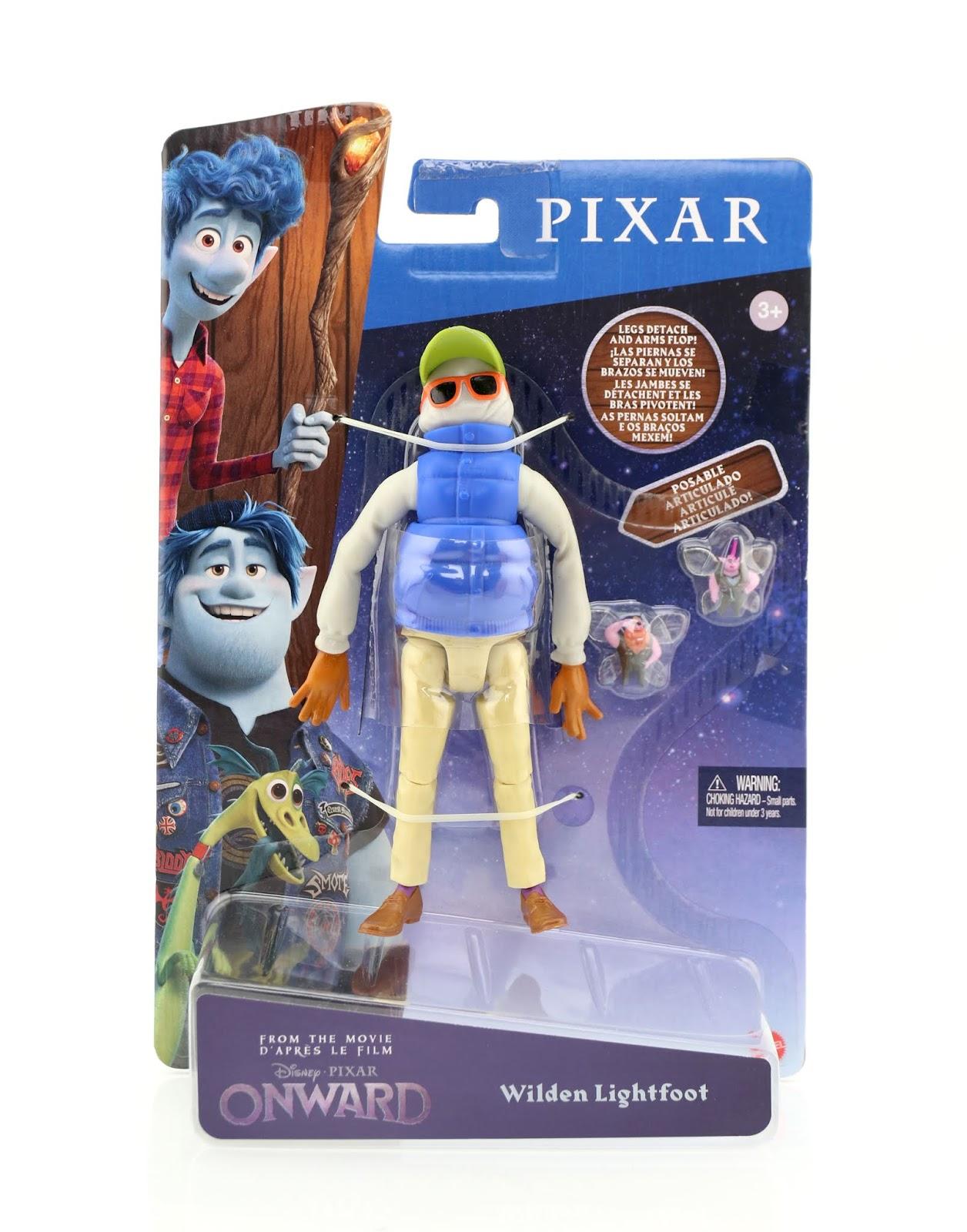 pixar onward action figures mattel wilden