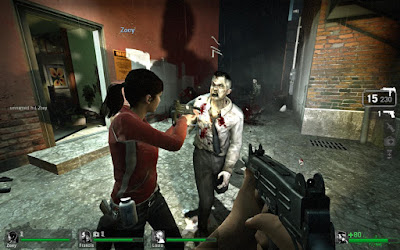 Download Game Left 4 Dead PC Full Version