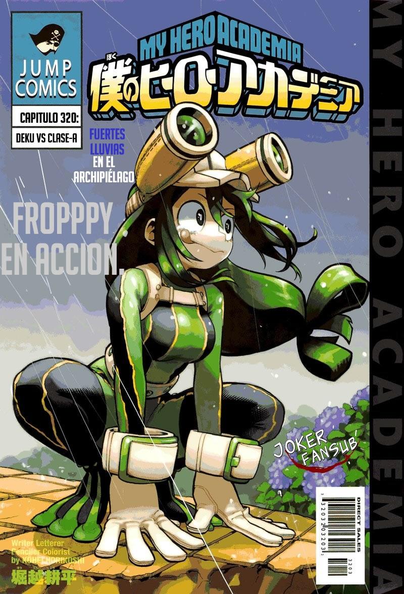 Boku no Hero Academia: Chapter 320-nqy29 - Page 1